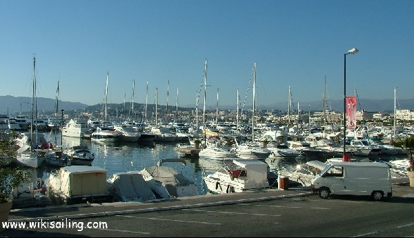 Cannes - Port Canto