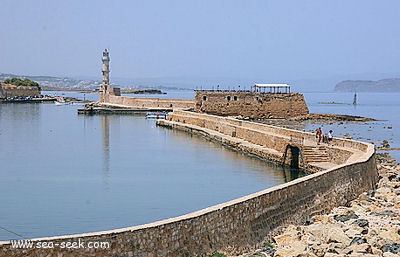 Port Chania (Crète) (Greece)