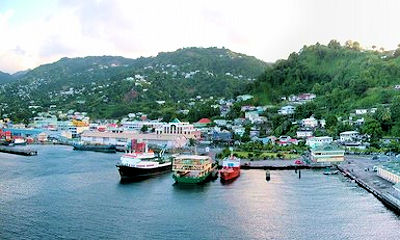 Kingstown (St Vincent)