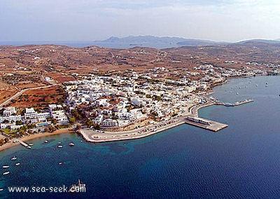 Port Adamas (Milos) (Greece)