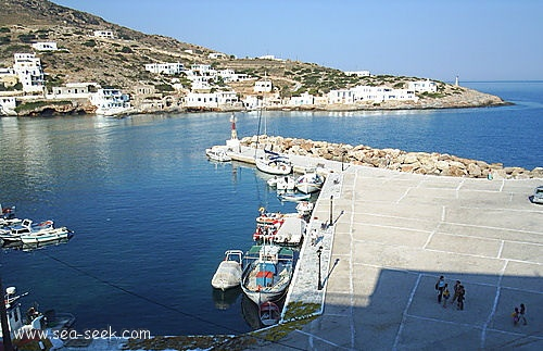 Port Alopronoia (Sikinos) (Greece)