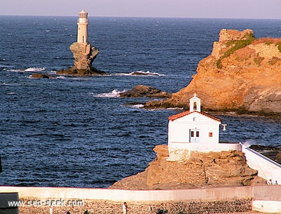 Port Kastro  (Andros) (Greece)
