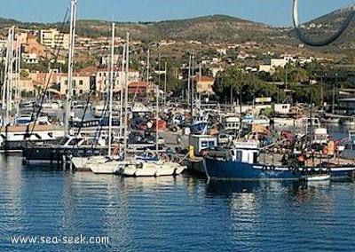 Port Lavrion (Lavriou Gèce)