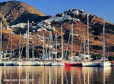 Port Livadi (Serifos) (Greece)