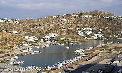 Tourlos  Marina (Mykonos) (Greece)