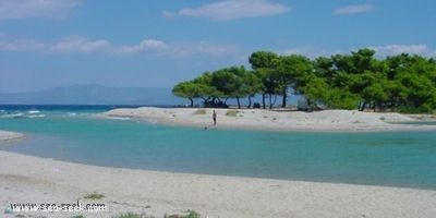 Port Glarokavos (Greece)