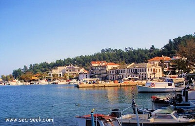 Port Limin Panayia (Thasos) (Greece)