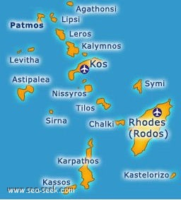 Dodecanese islands (Greece)