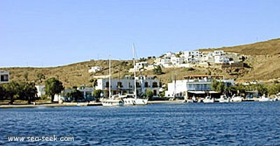 Port Grikos (Patmos) (Greece)