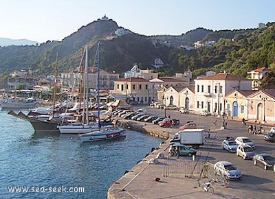 Port Karlovasi (Samos) (Greece)
