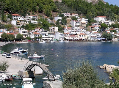Ormos Kolokithias (Khios) (Greece)