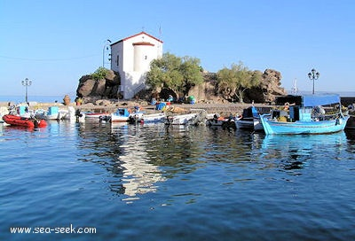 Skala Sikamineas (Lesvos) (Greece)
