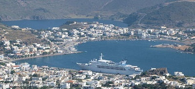 Port Skala (Patmos) (Greece)