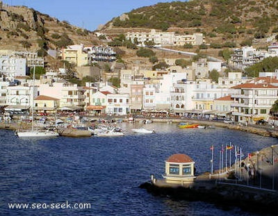 Port Pigadia (Karpathos) Greece)