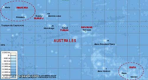 iles australes