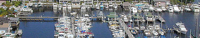 Marina Naples City Dock