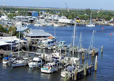 Fort Meyers Beach Marina (San Carlos Key)