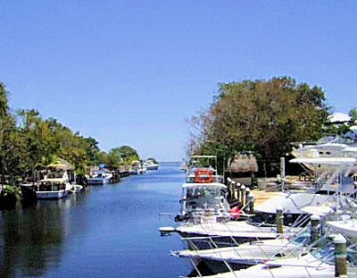 Garden Cove Marina (Key Largo)