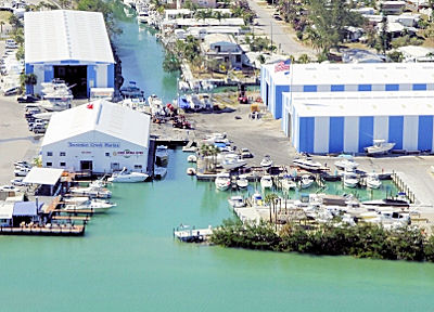 Tavernier Creek Marina (Plantation Key)