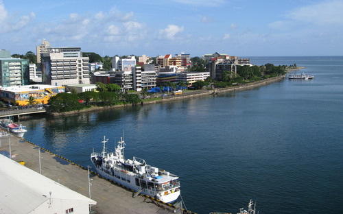 Suva Harbor