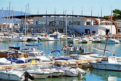 Club nautico l'Escala