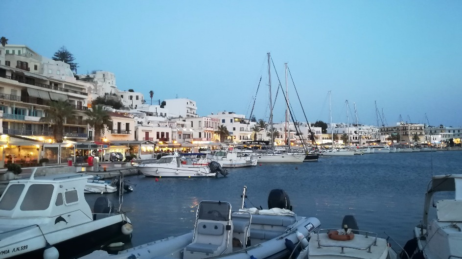 Nisos Naxos (Greece)